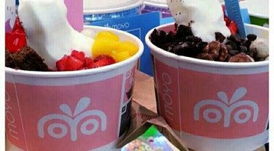 Photo of Ice Cream Shop Moyo Plaza Aragón at Mexico