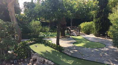 Photo of Mini Golf Minigolf Greens at Passeig Maritim 10, Roses 17480, Spain