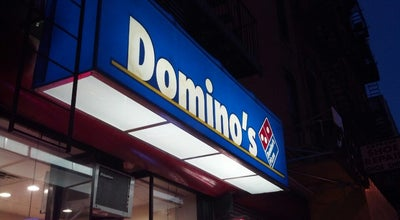 Photo of Pizza Place Domino's Pizza at 181 Church St, New York, NY 10007, United States
