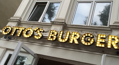 Photo of Burger Joint Otto's Burger at Grindelhof 33, Hamburg 20146, Germany