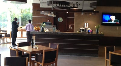 Photo of Cafe Oya Cafe at Al Mahary Radisson Blu Hotel, Tripoli, Libya