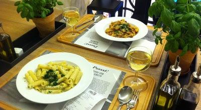 Photo of Italian Restaurant Pasta Krusta at Vodičkova 15, Praha 100 00, Czech Republic