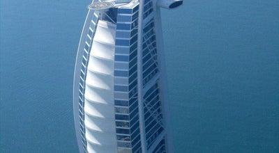 Photo of Hotel Burj Al Arab at Jumeirah Rd., Dubai, United Arab Emirates
