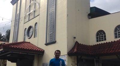 Photo of Church Sto. Tomas De Villanueva Parish Church at Santolan, Pasig city, Philippines