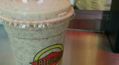 Photo of Burger Joint Fatburger at 5001 Wilshire Blvd, Los Angeles, CA 90036, United States