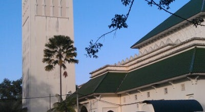 Photo of Mosque Masjid Sultan Mudzaffar Shah at Sungai Petani, Malaysia