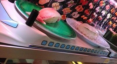 Photo of Sushi Restaurant 寿司めいじん 羽屋店 at 大字羽屋1058-1, 大分市, Japan