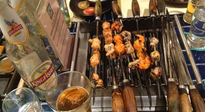 Photo of BBQ Joint Barbeque Nation at Bhimas, 2nd, Chennai 600024, India