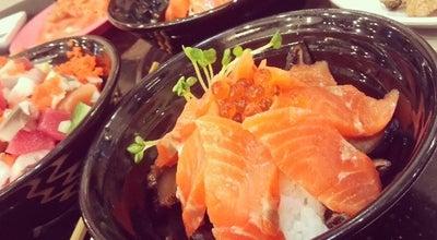 Photo of Sushi Restaurant KIN Sushi (คิน ซูชิ) at Porto Chino, Mueang Samut Sakhon 74000, Thailand
