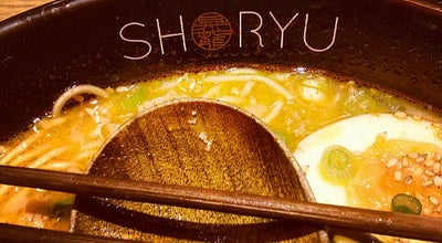 Photo of Food Shoryu Ramen at 9 Regent St, St James's SW1Y 4LR, United Kingdom