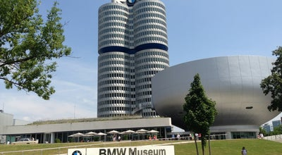 Photo of Museum BMW Museum at Am Olympiapark 2, München 80809, Germany