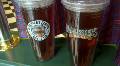 Photo of Sandwich Place McAlister's Deli at 465 Marilyn Ln, Alcoa, TN 37701, United States