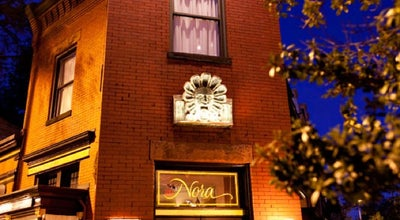 Photo of New American Restaurant Restaurant Nora at 2132 Florida Ave Nw, Washington, DC 20008, United States
