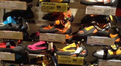 Photo of Sporting Goods Shop 好日山荘 銀座店 at 銀座6-6-1, 中央区 104-0061, Japan