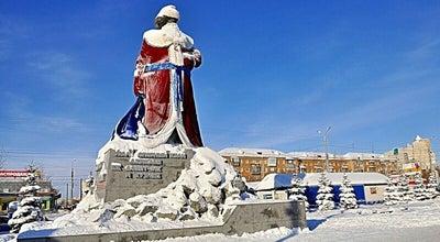 Photo of Monument / Landmark Сказ об Урале at Привокзальная Пл., Челябинск, Russia