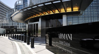 Photo of Hotel Armani Hotel Dubai at Concourse Level To Level 8 & Levels 38 And 39, Burj Khalifa, Dubai 888333, United Arab Emirates