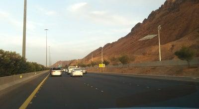 Photo of Mountain جبل احد at Medina, Saudi Arabia