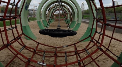 Photo of Playground Spielplatz le flair at Marc-chagall-str., Düsseldorf 40477, Germany
