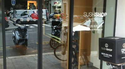 Photo of Sushi Restaurant Sushi Shop at 1 Rue De La République, Grenoble 38000, France