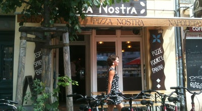 Photo of Pizza Place Pizza Nostra at Lychener Str. 2, Berlin, Germany