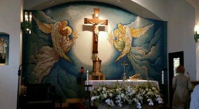 Photo of Church St. Vianney Catholic Church at 314 Marine Ave, Balboa Island, CA 92662, United States