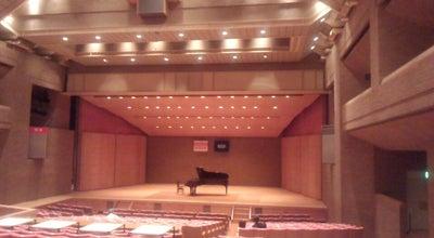 Photo of Concert Hall 新潟市音楽文化会館 at 中央区一番堀通町3-2, Niigata, Japan