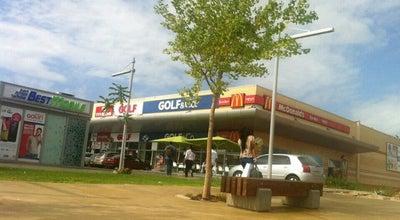 Photo of Burger Joint Mcdonald Star Center Ashdod at אשדוד, Israel