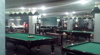 Photo of Pool Hall бильярдный Клуб Архимед at Пр. Строителей 132, Mariupol, Ukraine