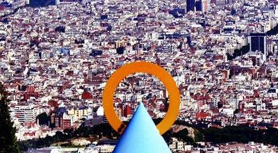 Photo of Theme Park Camí del cel (Tibidabo) at Barcelona, Spain