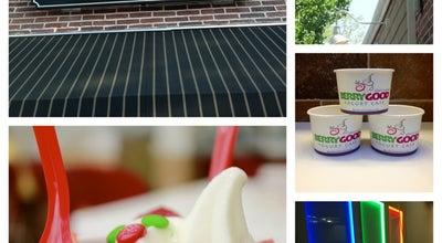 Photo of Cafe Berry Good Yogurt Cafe at 14 E Main St, Patchogue, NY 11772, United States