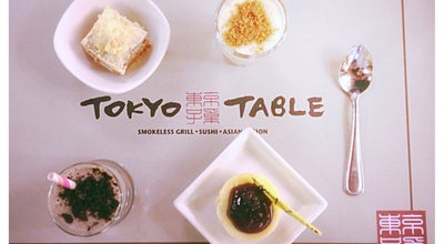 Photo of Japanese Restaurant Tokyo Table at City Time Square, Mandaue City, Philippines