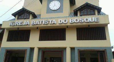 Photo of Church Igreja Batista do Bosque (IBB) at R. Guiomard Santos, 82, Bosque, Rio Branco 69900-724, Brazil