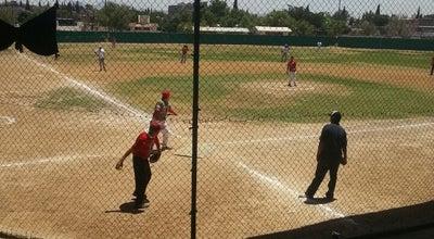 Photo of Baseball Field Liga de Softbol Cerro Prieto at Vialidad Sacramento, Chihuahua, Mexico