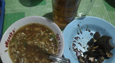Photo of Soup Place Soto Sapi Pak Wiryo at Jl. Moh. Yamin, Salatiga, Indonesia