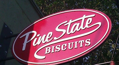 Photo of Southern / Soul Food Restaurant Pine State Biscuits at 3640 Se Belmont St, Portland, OR 97214, United States