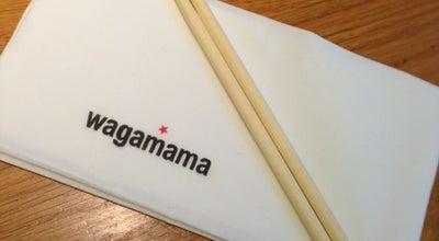 Photo of Asian Restaurant Wagamama at 1 York Buildings, Bath BA1 2EB, United Kingdom