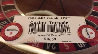 Photo of Casino Casino Tornado at Lithuania