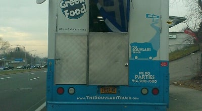 Photo of Food Truck The Souvlaki Truck at 2481 Central Park Ave, Yonkers, NY 10710, United States