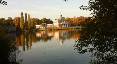 Photo of Lake Heiliger See at Heiliger See, Potsdam 14467, Germany