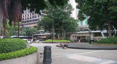 Photo of Hotel Bar Club Lounge at Intercontinental Grand Stanford, 70 Mody Rd, Tsim Sha Tsui, Hong Kong
