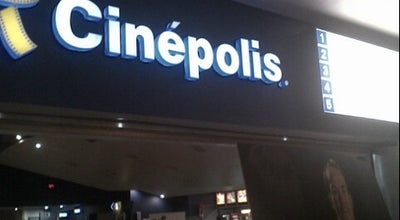 Photo of Movie Theater Cinepolís at Mexico