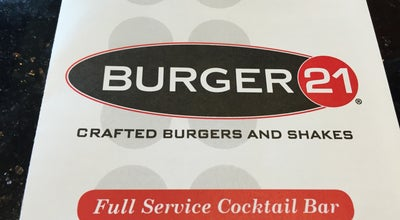 Photo of Burger Joint Burger 21 at 3105 E Silver Springs Blvd, Ocala, FL 34470, United States