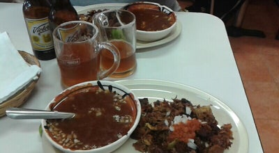 """Photo of Mexican Restaurant Birria y pozole """"Mi Pueblo Nuevo"""" at Eje 4 Norte #90, México D.F., Mexico"""