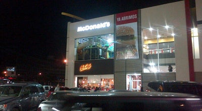 Photo of Burger Joint McDonald's El Salvador del Mundo at El Salvador Del Mundo, San Salvador, El Salvador