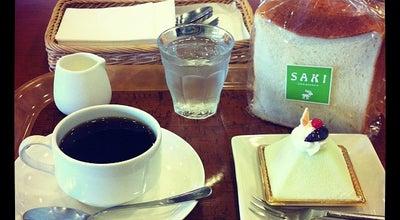 Photo of Bakery ラグノオベーカリー&カフェ SAKI at 百石町9, 弘前市, Japan