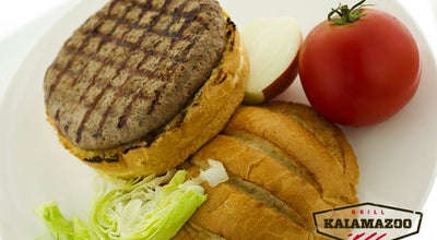 Photo of Steakhouse Kalamazoo Grill at Dabouq, Amman, Jordan