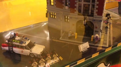 Photo of Toy / Game Store LEGO Store at Pasinger Bahnhofsplatz 5, München-Pasing 81241, Germany