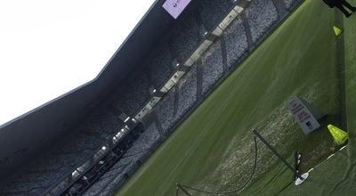 Photo of Stadium Stade Matmut Atlantique at Avenue De La Jallere, Bordeaux 33300, France