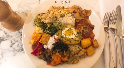 Photo of Health Food Store Ethos at 48 Eastcastle Street, London W1W 8DX, United Kingdom