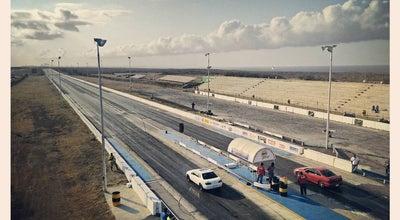 Photo of Racetrack Curacao international raceway(pista) at Rondeklip, Curacao